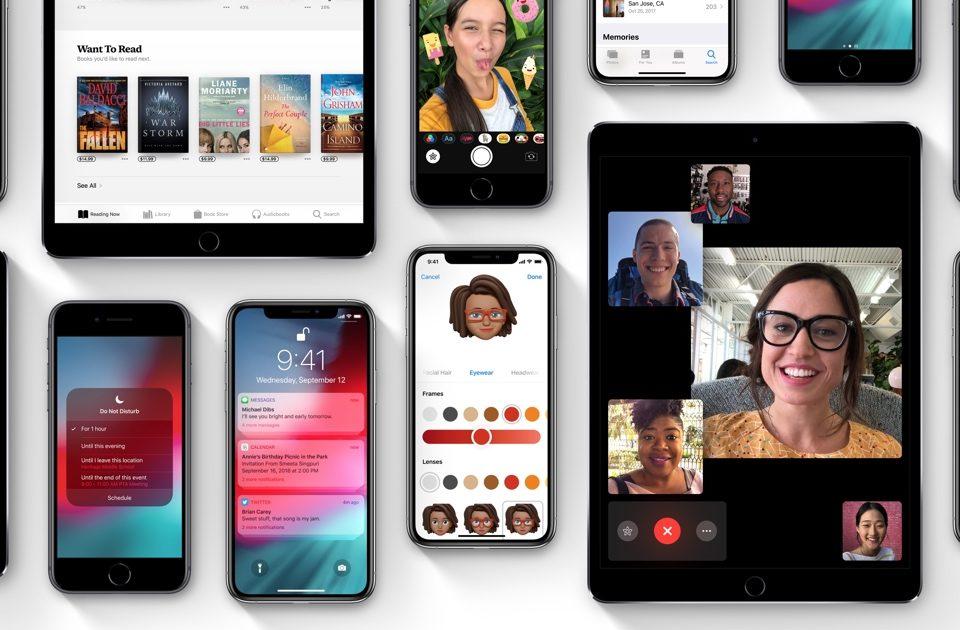 iOS12'nin hızlı yükselişi