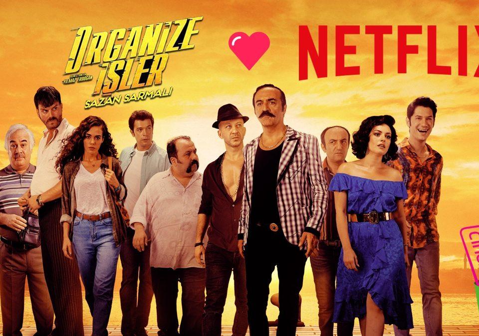 Yılmaz Erdoğan'dan Cinemaximum'a Kontra: Organize İşler Sazan Sarmalı Netflix'te