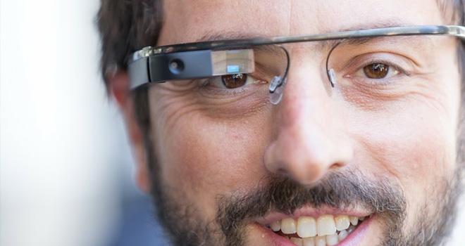 Sergey Brin ve Glass'ı