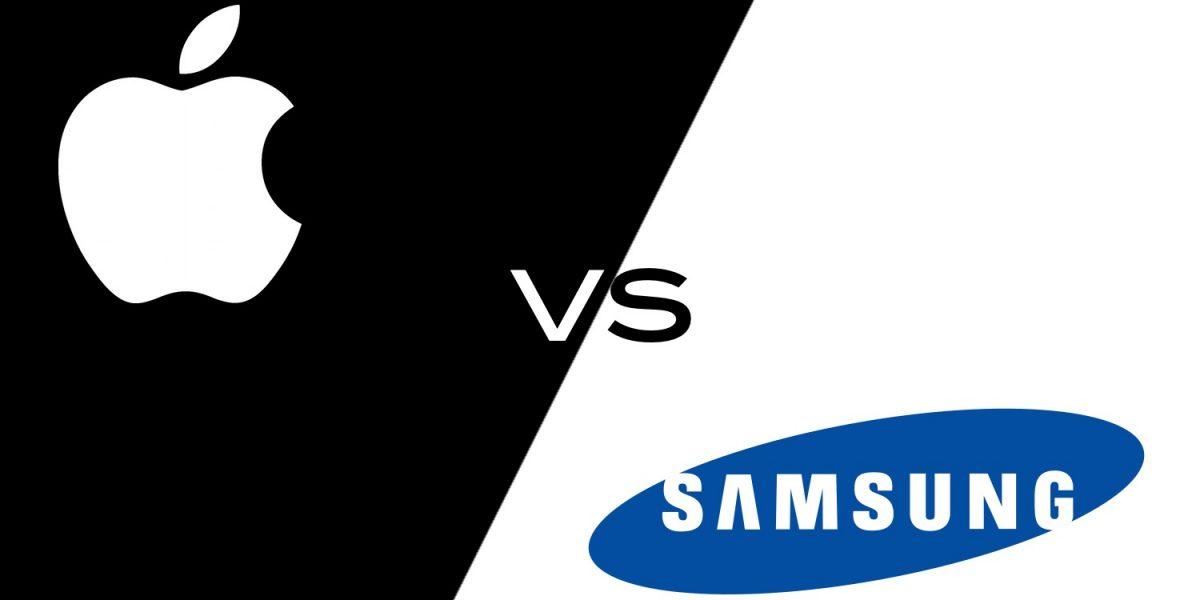 Apple ve Samsung karşılaştırma