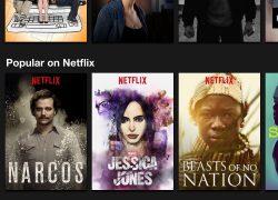 Netflix iOS Uygulaması