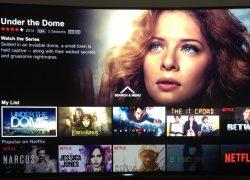 Netflix Samsung TV Uygulaması