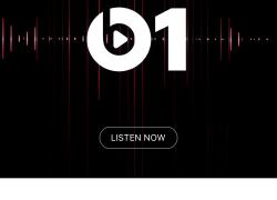 Size en başta sunulan radyo kanalı şimdilik hep beats1