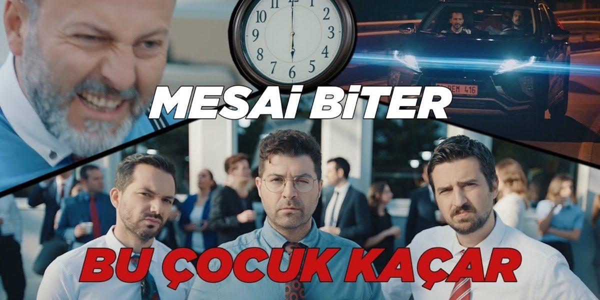 Batemotelpro Mitsubishi viral reklam