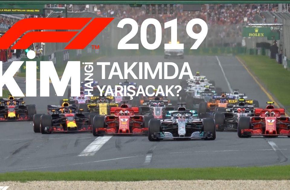Formula 1 Takımlar ve Sürücüler