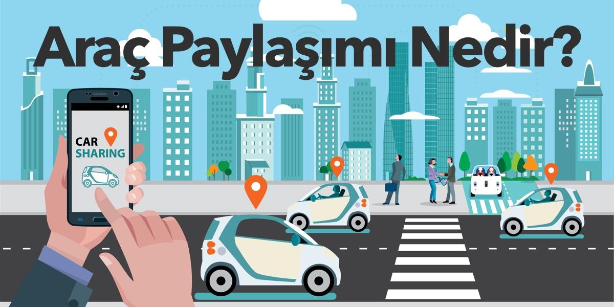 Türkiye'de Araç Paylaşım Sistemleri nedir
