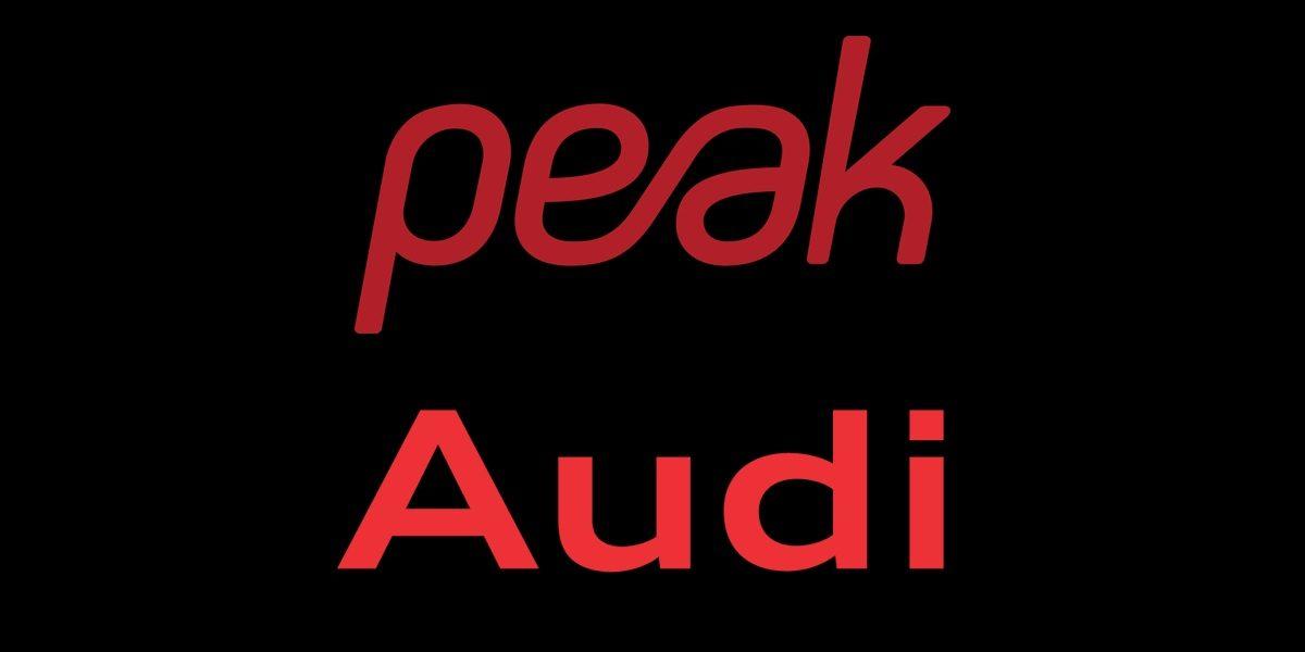 Peak Reklam Ajansı Audi Reklamını Kopyalamış